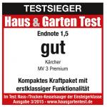 Kärcher MV Premium Testsieger Mehrzwecksauger